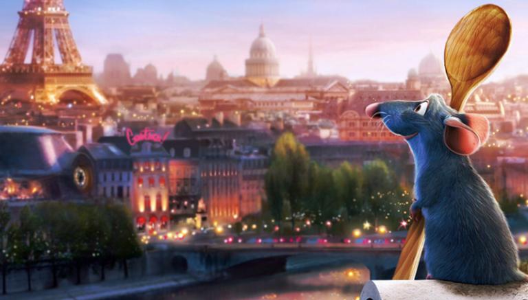 รีวิว หนัง Ratatouille