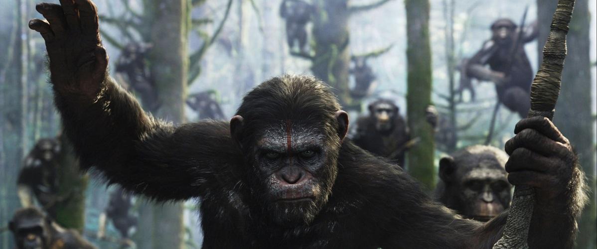 เรื่อง Dawn of the Planet of the Apes